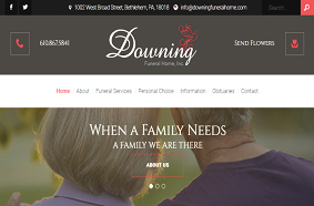 Downing Funeral Home