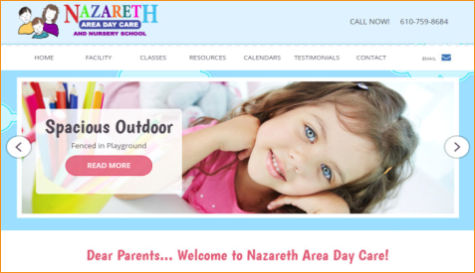 Nazareth Area Daycare